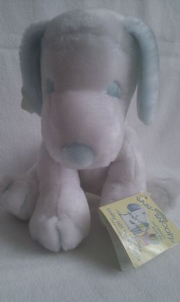 Adorable Vintage 1966 Baby Snoopy from Daisy Hill Puppy Farm Plush Toy